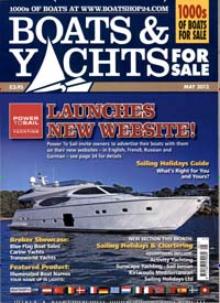 Cover: BOATS+YACHTS FOR SALE