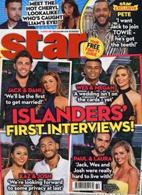 Cover: STAR (WEEKLY) / USA