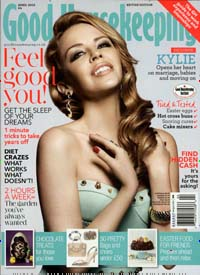 Cover: GOOD HOUSEKEEPING / GB