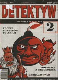 Cover: DETEKTYW