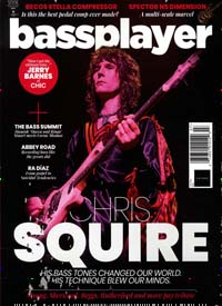 Cover: BASS PLAYER