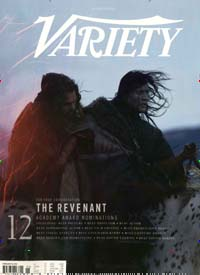 Cover: VARIETY