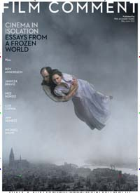 Cover: FILM COMMENT