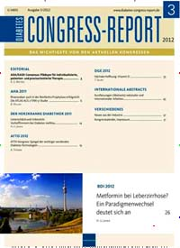Cover: Diabetes-Congress-Report