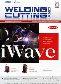 Cover: WELDING AND CUTTING