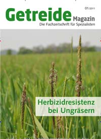 Cover: Getreide Magazin