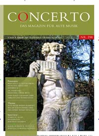 Cover: Concerto Magazin