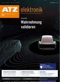 Cover: ATZ elektronik