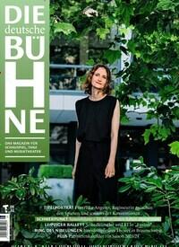 Cover: Die Deutsche Bühne