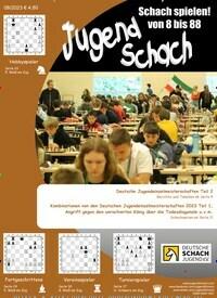 Cover: JugendSchach