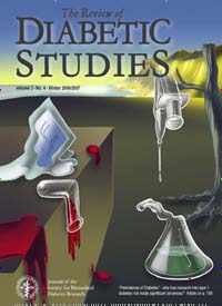 Cover: The Review of Diabetic Studies