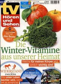 Cover: TV Hören und Sehen + tv world