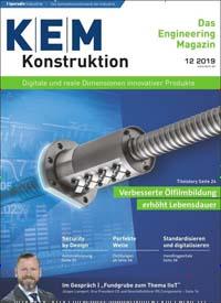 Cover: Konstruktion Elektronik Maschinenbau KEM