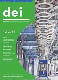 Cover: dei - die ernährungsindustrie