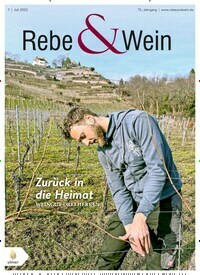 Cover: Rebe & Wein