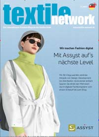 Cover: textile network
