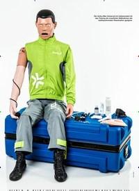 Titelbild der Ausgabe 6/2019 von Wie sauber war das CPR-Training?. Zeitschriften als Abo oder epaper bei United Kiosk online kaufen.