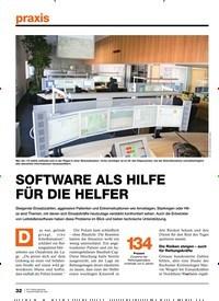 Titelbild der Ausgabe 1/2020 von SOFTWARE ALS HILFE FÜR DIE HELFER. Zeitschriften als Abo oder epaper bei United Kiosk online kaufen.