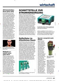 Titelbild der Ausgabe 1/2020 von wirtschaft. Zeitschriften als Abo oder epaper bei United Kiosk online kaufen.