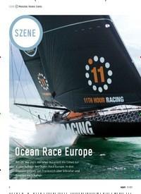 Titelbild der Ausgabe 70/2021 von Ocean Race Europe. Zeitschriften als Abo oder epaper bei United Kiosk online kaufen.