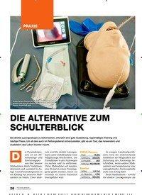 Titelbild der Ausgabe 1/2020 von DIE ALTERNATIVE ZUM SCHULTERBLICK. Zeitschriften als Abo oder epaper bei United Kiosk online kaufen.