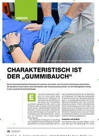 """Titelbild der Ausgabe 2/2020 von CHARAKTERISTISCH IST DER """"GUMMIBAUCH"""". Zeitschriften als Abo oder epaper bei United Kiosk online kaufen."""