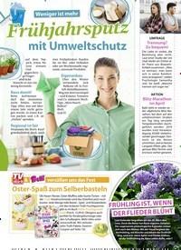Titelbild der Ausgabe 6/2020 von versüßen uns das Fest: Oster-Spaß zum Selberbasteln. Zeitschriften als Abo oder epaper bei United Kiosk online kaufen.