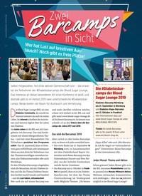 Titelbild der Ausgabe 9/2019 von Zwei Barcamps in Sicht. Zeitschriften als Abo oder epaper bei United Kiosk online kaufen.