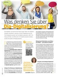 Titelbild der Ausgabe 10/2019 von Was denken Sie über Dia-Digitalisierung?. Zeitschriften als Abo oder epaper bei United Kiosk online kaufen.