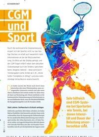 Titelbild der Ausgabe 12/2019 von CGM und Sport. Zeitschriften als Abo oder epaper bei United Kiosk online kaufen.