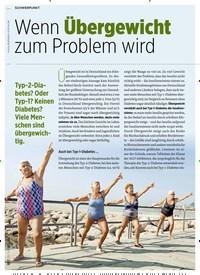 Titelbild der Ausgabe 1/2020 von Wenn Übergewicht zum Problem wird. Zeitschriften als Abo oder epaper bei United Kiosk online kaufen.