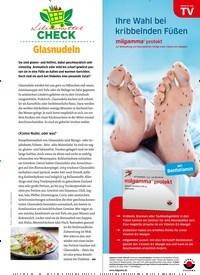 Titelbild der Ausgabe 2/2020 von Glasnudeln. Zeitschriften als Abo oder epaper bei United Kiosk online kaufen.