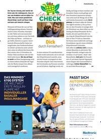 Titelbild der Ausgabe 3/2020 von Dick durch Fernsehen?. Zeitschriften als Abo oder epaper bei United Kiosk online kaufen.