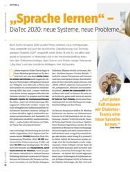 """Titelbild der Ausgabe 3/2020 von """"Sprache lernen"""" – DiaTec 2020: neue Systeme, neue Probleme. Zeitschriften als Abo oder epaper bei United Kiosk online kaufen."""