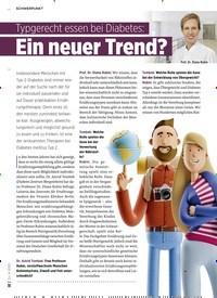 Titelbild der Ausgabe 4/2020 von Typgerecht essen bei Diabetes: Ein neuer Trend?. Zeitschriften als Abo oder epaper bei United Kiosk online kaufen.