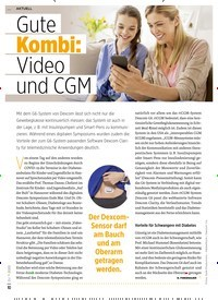 Titelbild der Ausgabe 7/2020 von Gute Kombi: Video und CGM. Zeitschriften als Abo oder epaper bei United Kiosk online kaufen.