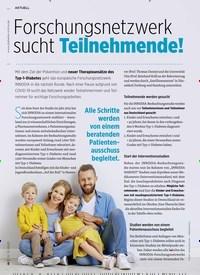 Titelbild der Ausgabe 10/2020 von Forschungsnetzwerk sucht Teilnehmende!. Zeitschriften als Abo oder epaper bei United Kiosk online kaufen.