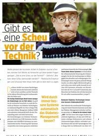 Titelbild der Ausgabe 10/2020 von Gibt es eine Scheu vor der Technik?. Zeitschriften als Abo oder epaper bei United Kiosk online kaufen.