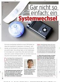 Titelbild der Ausgabe 11/2020 von Gar nicht so einfach: ein Systemwechsel. Zeitschriften als Abo oder epaper bei United Kiosk online kaufen.