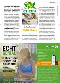 Titelbild der Ausgabe 12/2020 von Einkaufen nach Nutri-Score. Zeitschriften als Abo oder epaper bei United Kiosk online kaufen.