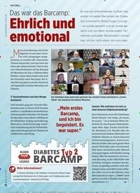 Titelbild der Ausgabe 12/2020 von Das war das Barcamp: Ehrlich und emotional. Zeitschriften als Abo oder epaper bei United Kiosk online kaufen.