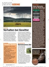 Titelbild der Ausgabe 80/2018 von PINK RIBBON: Viele Kilometer mit der ReiterApp. Zeitschriften als Abo oder epaper bei United Kiosk online kaufen.