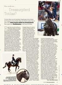 Titelbild der Ausgabe 80/2018 von Was wurde aus …: … Dressurpferd Totilas?. Zeitschriften als Abo oder epaper bei United Kiosk online kaufen.