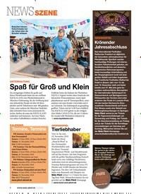 Titelbild der Ausgabe 110/2018 von GEWINNSPIEL: Krönender Jahresabschluss. Zeitschriften als Abo oder epaper bei United Kiosk online kaufen.