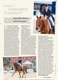 Titelbild der Ausgabe 110/2018 von Was wurde aus … … Dressurpferd D'Agostino?. Zeitschriften als Abo oder epaper bei United Kiosk online kaufen.