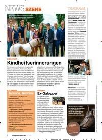 Titelbild der Ausgabe 120/2018 von NEWS SZENE. Zeitschriften als Abo oder epaper bei United Kiosk online kaufen.