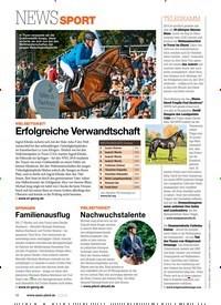 Titelbild der Ausgabe 120/2018 von NEWS SPORT. Zeitschriften als Abo oder epaper bei United Kiosk online kaufen.