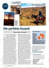Titelbild der Ausgabe 120/2018 von Die perfekte Auszeit. Zeitschriften als Abo oder epaper bei United Kiosk online kaufen.