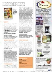 Titelbild der Ausgabe 120/2018 von LESERBRIEFE. Zeitschriften als Abo oder epaper bei United Kiosk online kaufen.