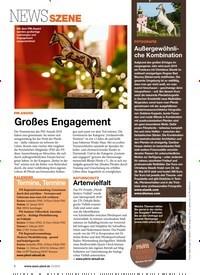Titelbild der Ausgabe 10/2019 von NEWSSZENE. Zeitschriften als Abo oder epaper bei United Kiosk online kaufen.